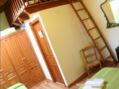 TURISMO VERDE HUESCA. Casa Rural Basajarau en Yosa de Sobremonte